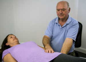25 years experience and advanced training in Craniosacral Therapy